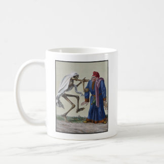Dance of Death in Basel   The Lawyer Classic White Coffee Mug