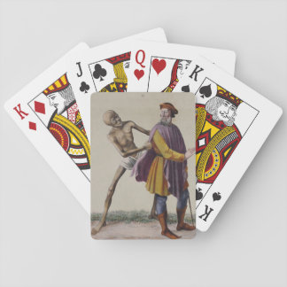 Dance of Death in Basel | The Mayor Poker Cards