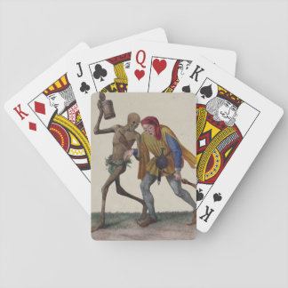 Dance of Death in Basel | The Musician Card Deck