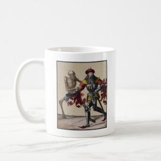 Dance of Death in Basel   The Nobleman Coffee Mug