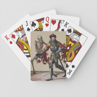 Dance of Death in Basel | The Nobleman Poker Cards