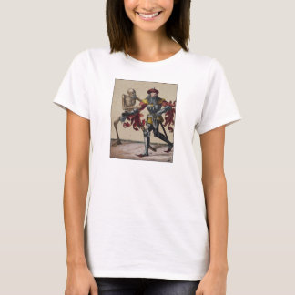 Dance of Death in Basel   The Nobleman T-Shirt