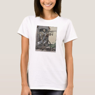 Dance of Death in Basel   The Ossuary T-Shirt