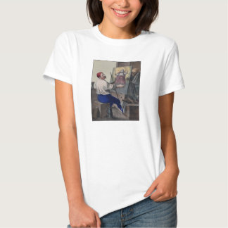 Dance of Death in Basel   The Painter T-Shirt