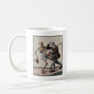 Dance of Death in Basel | The Peasant Coffee Mug