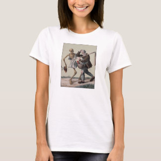 Dance of Death in Basel   The Peasant T-Shirt