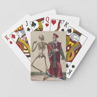 Dance of Death in Basel | The Physician Card Decks