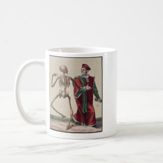 Dance of Death in Basel | The Physician Coffee Mug