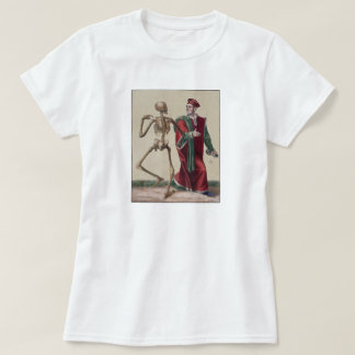 Dance of Death in Basel   The Physician T-Shirt