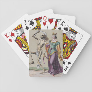 Dance of Death in Basel | The Queen Playing Cards