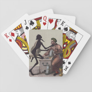 Dance of Death in Basel | The Usurer Playing Cards