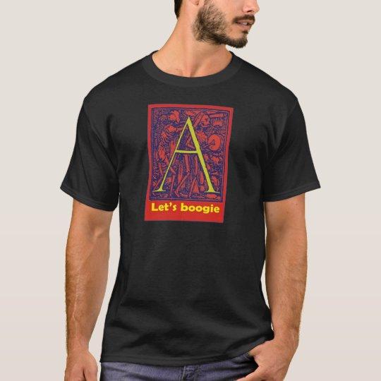 Dance of Death [Let's Boogie] 'A' T-Shirt