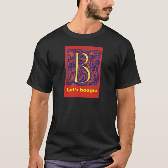 "Dance of Death ""Let's Boogie"" B T-Shirt"