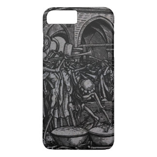 Dance of Death | The Bones of All Men iPhone 8 Plus/7 Plus Case