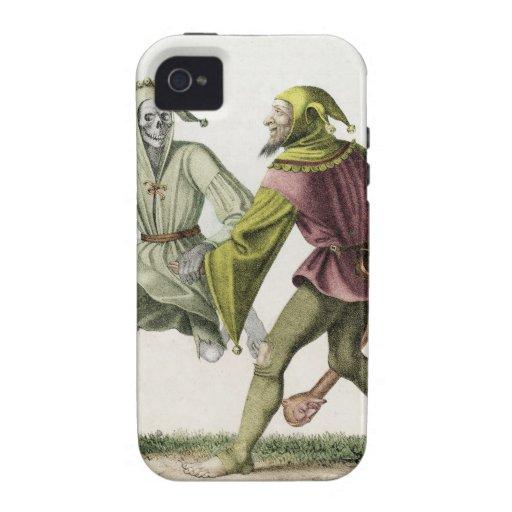 Dance of Death - The Fool Case-Mate iPhone 4 Case