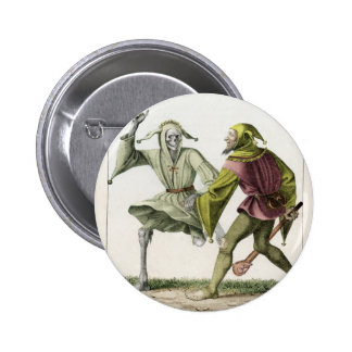 Dance of Death - The Fool Pin