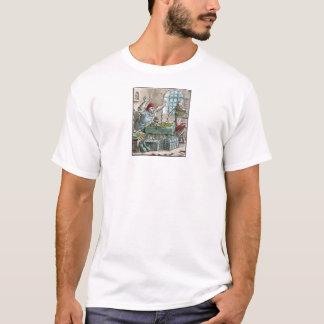 Dance of Death - The Miser - 1816 Color Prints T-Shirt