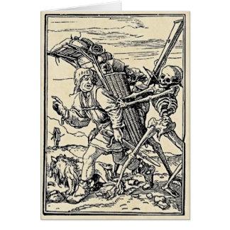 Dance of Death, The Pedlar Card