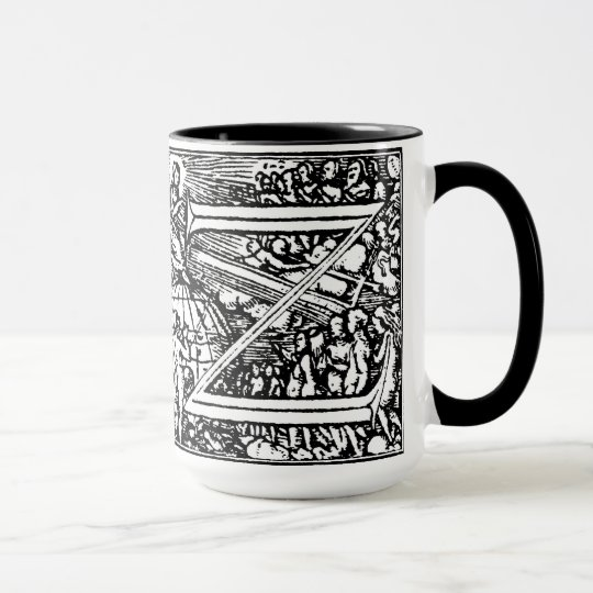 Dance of Death Z Mug