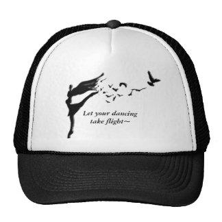 Dance Of Flight Trucker Hat