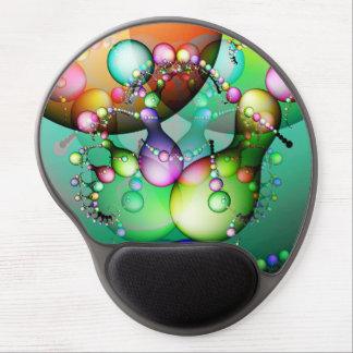 Dance of Globs Variation 1  Gel Mousepad
