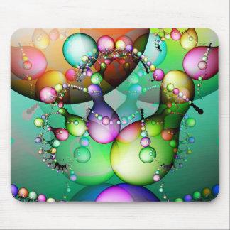 Dance of Globs Variation 1  Mousepad