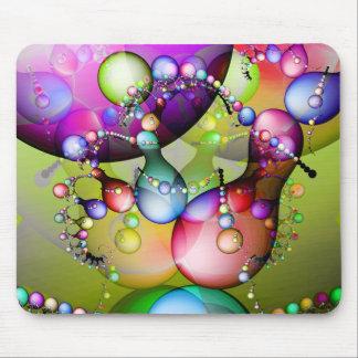 Dance of Globs Variation 3  Mousepad