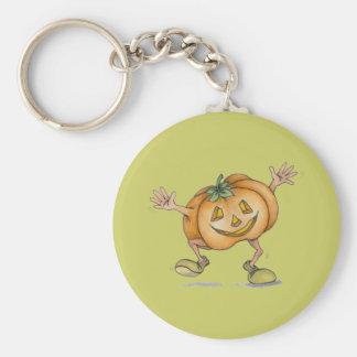 Dance of pumpkin - keychain