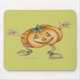 Dance of pumpkin - mouse pads