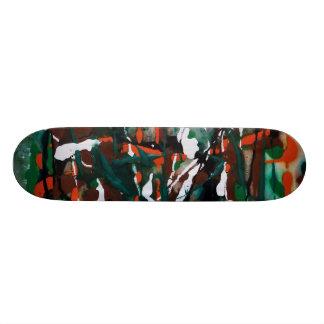 Dance of the Autumn Leaves Skateboard Deck