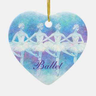 Dance of the Baby Swans Ornament (customizable)