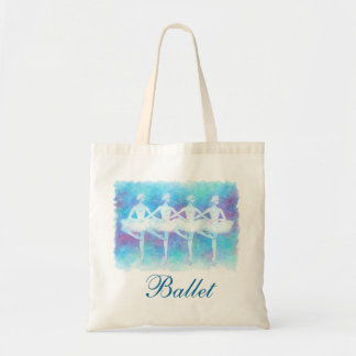 Dance of the Baby Swans Tote Bag
