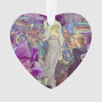 Dance of the Butterfly Fairy Ornament