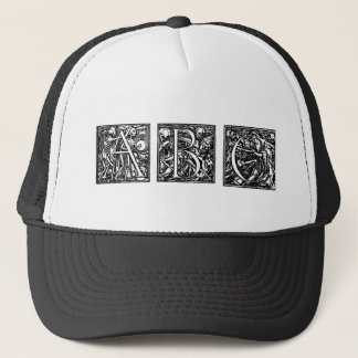 Dance of the Dead ABCs Hat