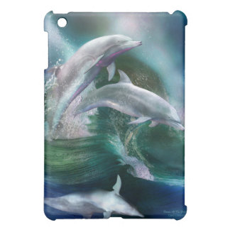 Dance Of The Dolphins Art Case for iPad iPad Mini Covers