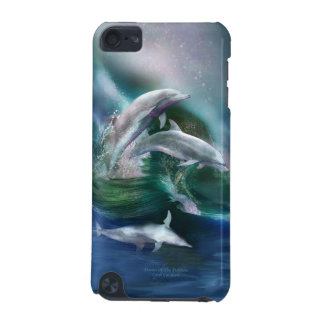 Dance Of The Dolphins Art Case for iPhone 3 iPod Touch 5G Covers