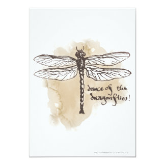 Dance of the Dragonflies Card