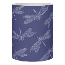 Dance of the Dragonflies Choose Your Own Color Flameless Candle