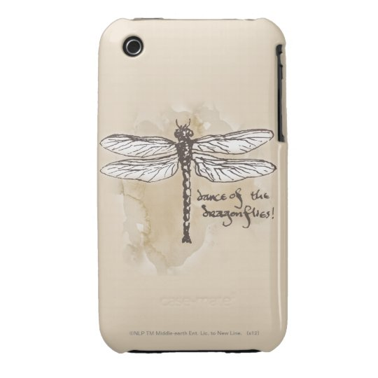 Dance of the Dragonflies iPhone 3 Cover