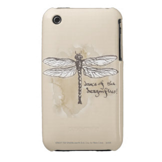 Dance of the Dragonflies iPhone 3 Covers