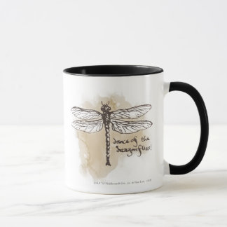Dance of the Dragonflies Mug