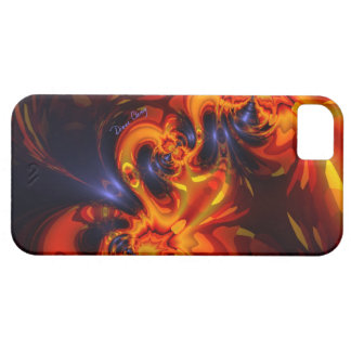 Dance of the Dragons - Indigo & Amber Eyes iPhone 5 Cases