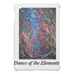Dance of the Elements Abstract Art iPad Case