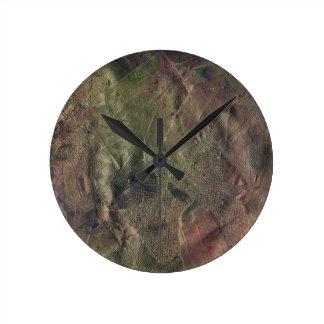 Dance of the Fire Faeries Clocks