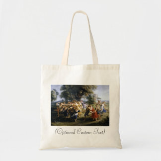 Dance of the Italian Villagers Tote Bag