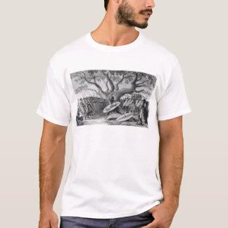 Dance of the Landeens, or Zulus T-Shirt