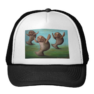 Dance Of The Manatees Hats
