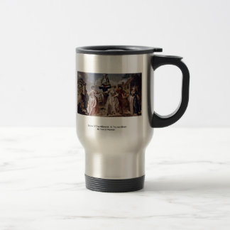 Dance Of The Milkmaid, Or The Manifesto 15 Oz Stainless Steel Travel Mug