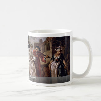 Dance Of The Milkmaid, Or The Manifesto Classic White Coffee Mug