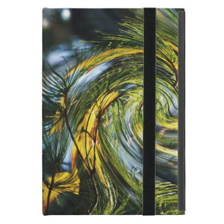 Dance of the Pine Needles & Autumn Leaves Cases For iPad Mini